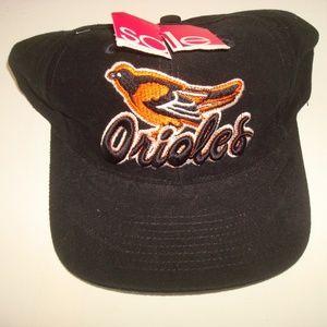 Other - BALTIMORE ORIOLES VINTAGE SNAPBACK HAT CAP 90S